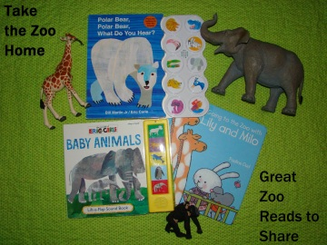 zoo books to share