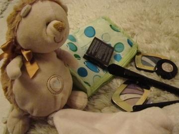 stuffed toy make up